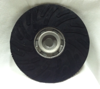Air Cooled Backup Pads Standard 5/8 - 11 back